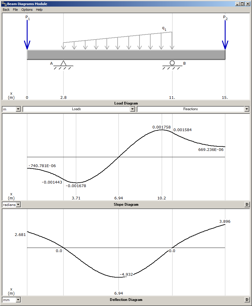 mdsolids determinate beam module rh web mst edu beam deflection diagram calculator beam deflection and slope diagrams