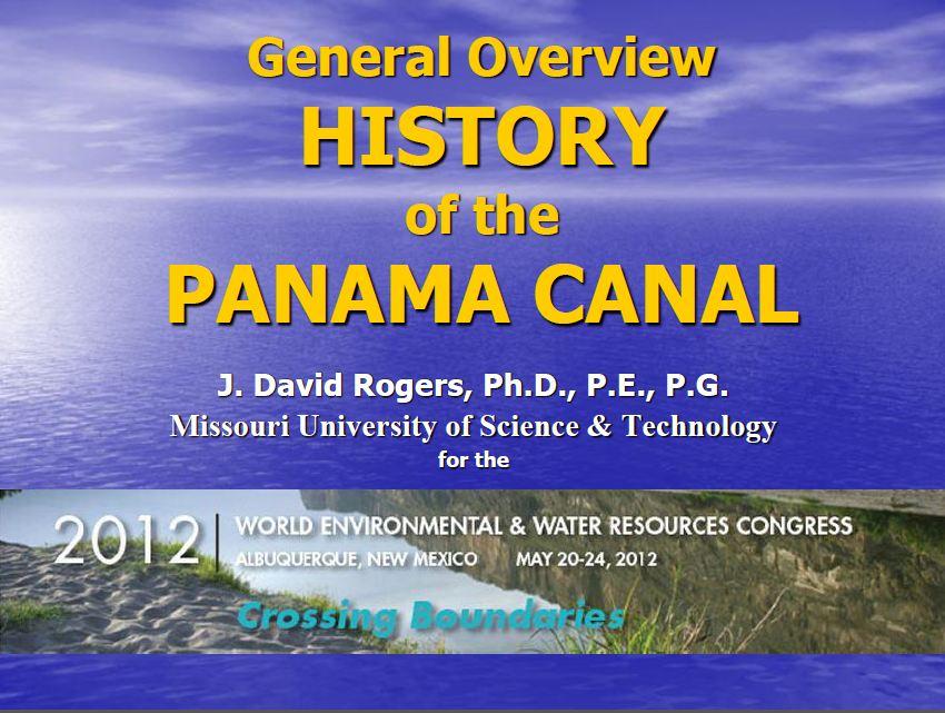 history of panama: