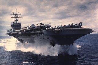 USS Carl Winson paarvietojas mx. aatrumaa