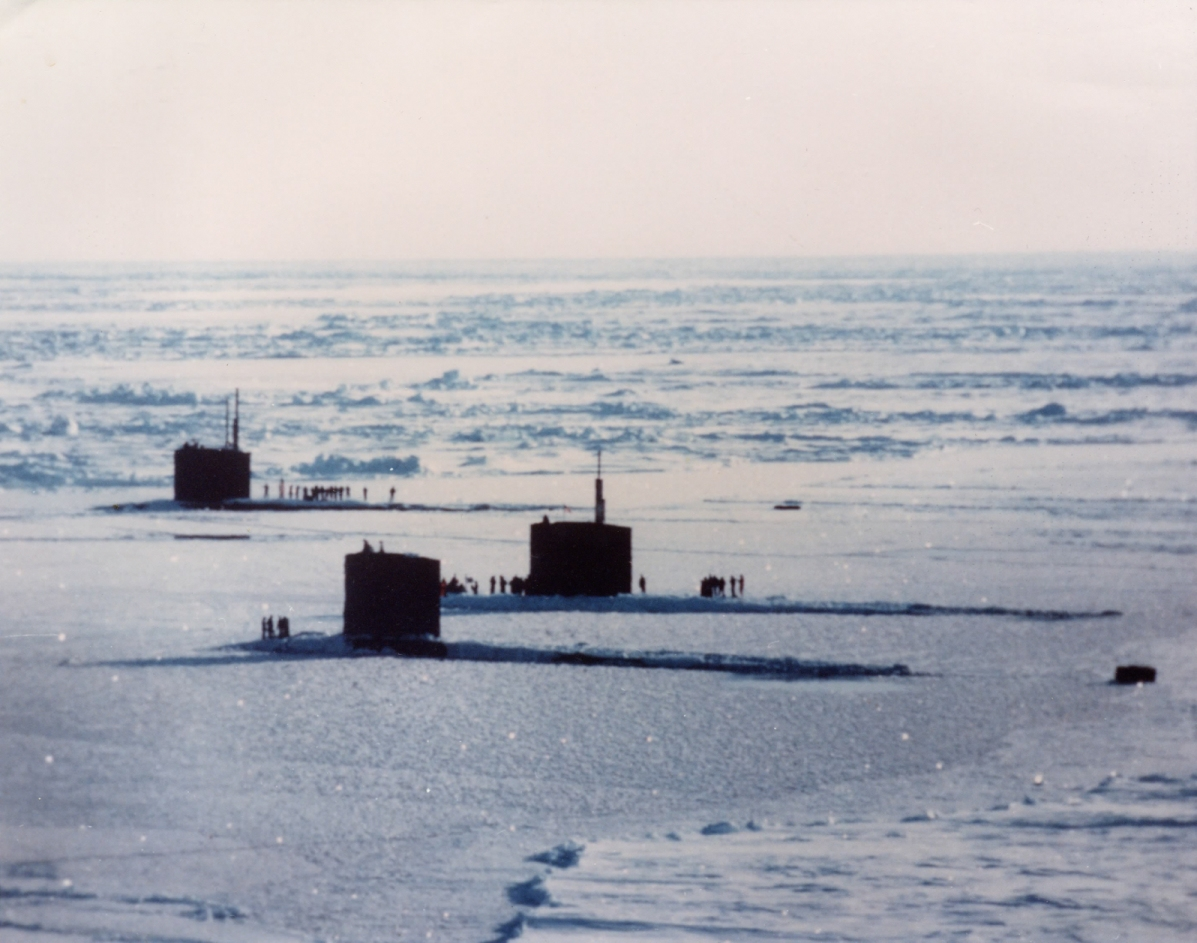 JDR Military Service - Submarines