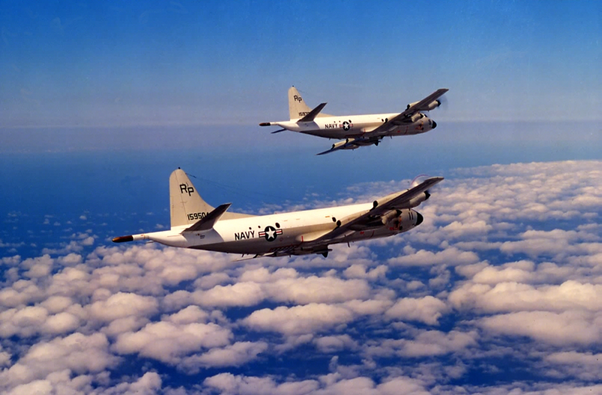 jdr military service flying p 3 orions