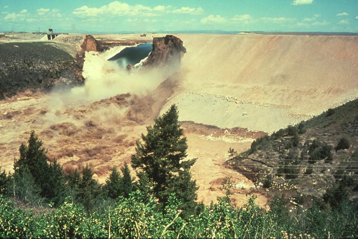 Rotura de la presa de Teton (EE.UU.)